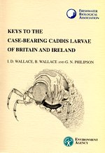 Keys to the case-bearing caddis larvae of Britain and Ireland