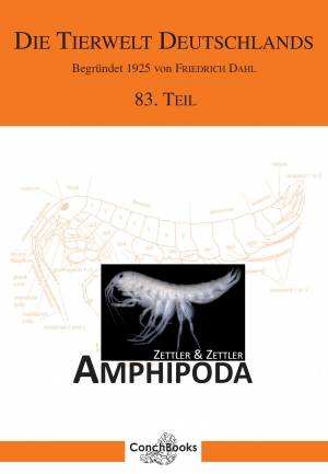 Marine and freshwater Amphipoda from the Baltic Sea and adjacent territories