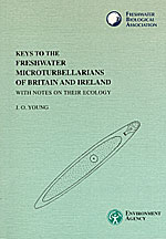 Keys to the freshwater Microturbellarians of Britain and Ireland with notes on their ecology.