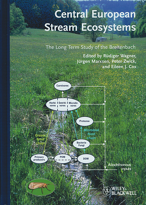 Central European stream ecosystems. The long term study of the Breitenbach (2011)