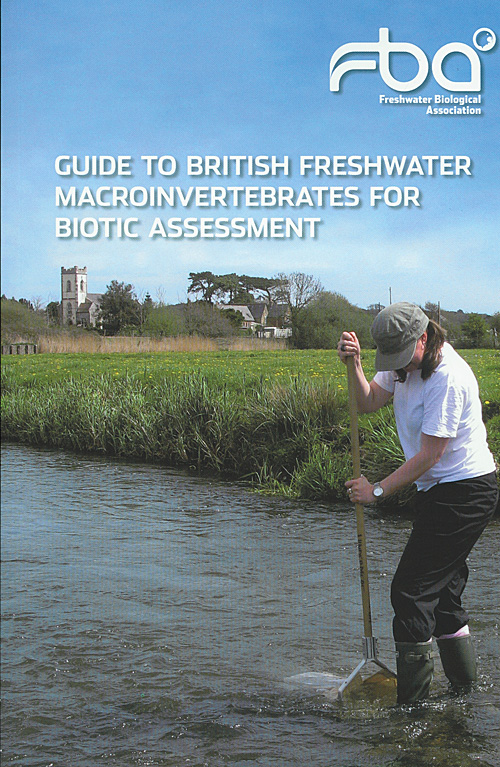 Guide to British freshwater macroinvertebrates for biotic as­sessment (2011)