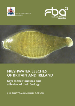 Freshwater leeches of Britain and Ireland. Keys to the Hirudinea and review of their ecology