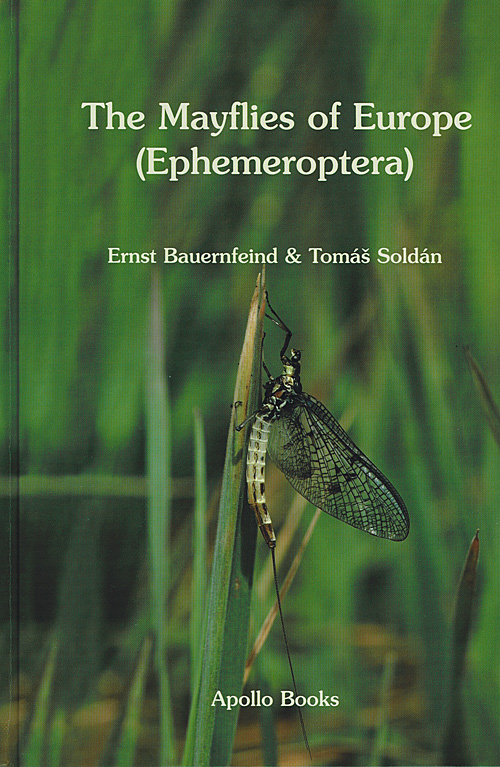 The mayflies of Europe (Ephemeroptera) (2012)