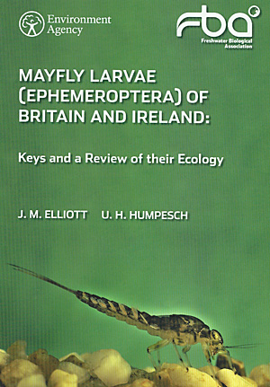 Mayfly larvae (Ephemeroptera) of Britain and Ireland: Keys and a review of their ecology